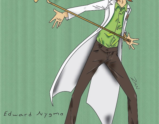 Edward Nygma – Riddler