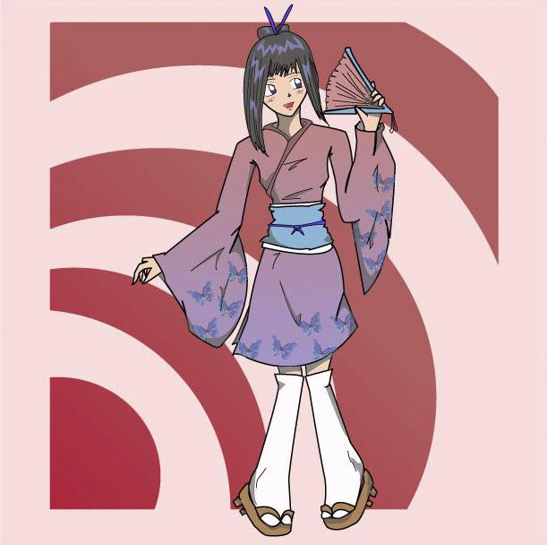 kimono girl_72