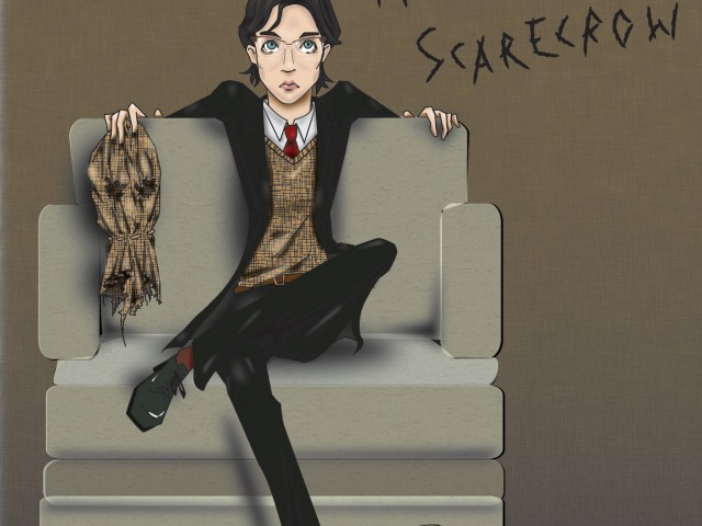Jonathan Crane – Scarecrow