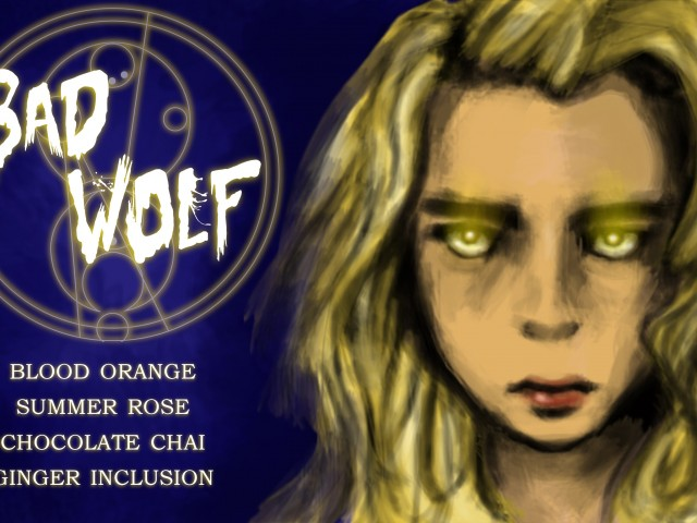 Bad Wolf – Dr. Who