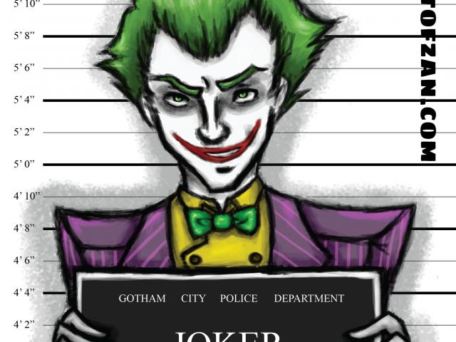 The Joker – Arkham Inmates