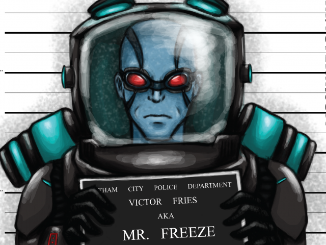 Mr. Freeze – Arkham Inmates