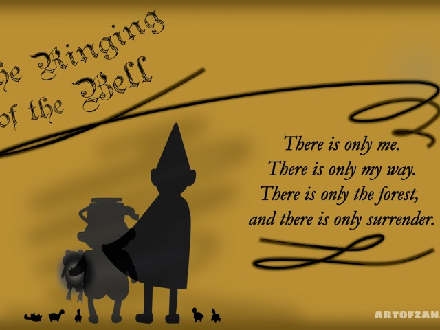 The Ringing of the Bell – Over the Garden Wall