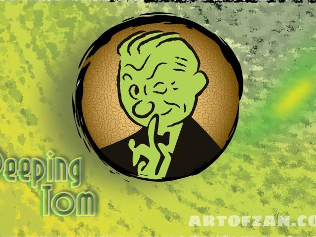 Peeping Tom – Vigors Bioshock Infinite