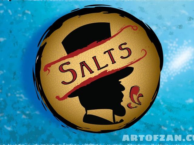 Bioshock Salts – Vigors Bioshock Infinite