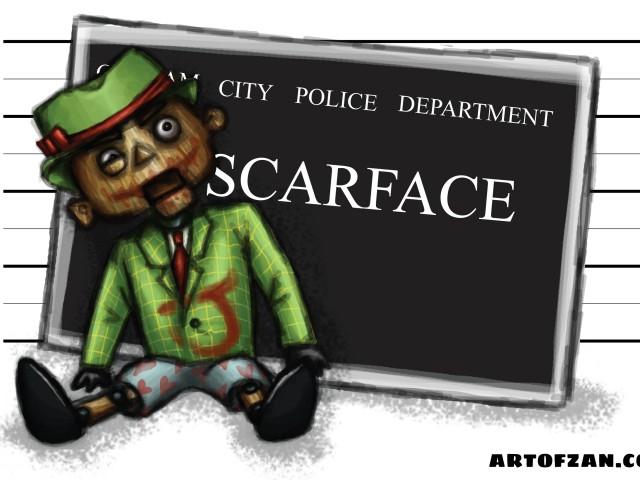 Scarface – Arkham Inmates