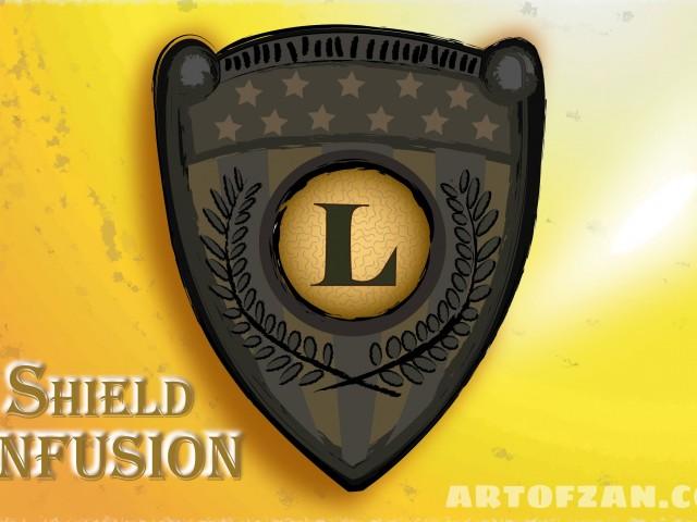 Shield Infusion – Vigors Bioshock Infinite