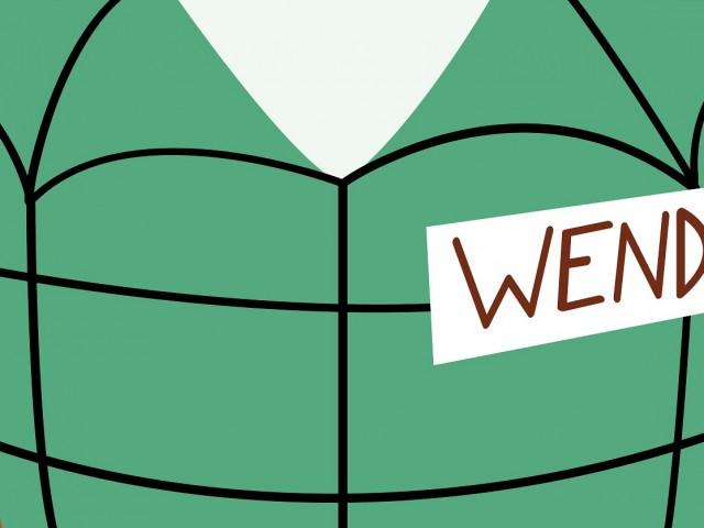 Wendy – Gravity Falls